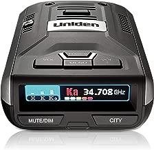 Uniden R1 Extreme Long Range Radar Laser Detector 360 Degree, DSP, Voice Alert Silver