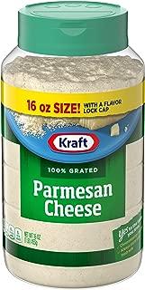 Best kraft parmesan cheese 16 oz Reviews