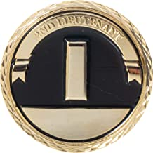 United States Army Second Lieutenant Commissioned Officer Rank Challenge Coin