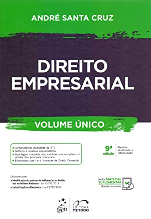 Direito Empresarial - Vol. Único