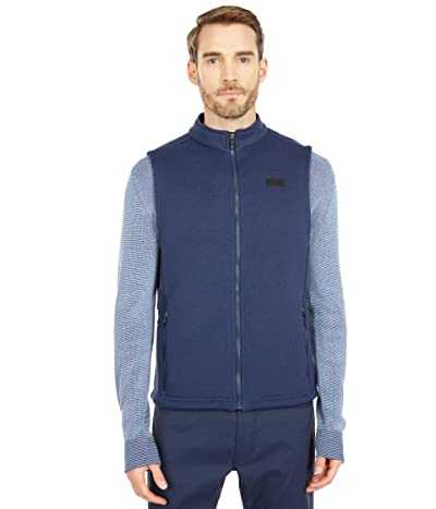 Rhone Bond Fleece Vest (Navy) Men