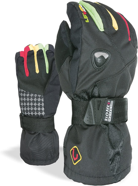 Level Jungen Handschuhe Fly mit snowboard