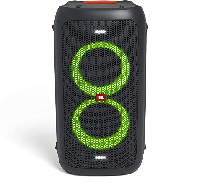 780 opinioni per JBL PartyBox 100 Speaker Bluetooth Portatile con Effetti di Luce – Cassa