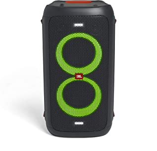 JBLPartybox 100 Portable Bluetooth Speaker - Black