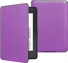 JETech Funda Amazon Kindle Paperwhite, Se Adapta a Todas Las Generaciones de Paperwhite Anteriores a 2018 (No es Compatible 10ª Generación), Púrpura