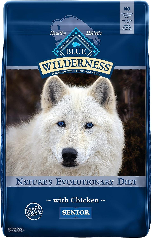 Blue Buffalo Wilderness Senior Chicken Recipe