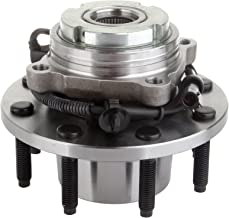 ECCPP Front 515020 Wheel Hub Bearing Assembly for 1994-2004 Ford 8 Lugs W/ABS Replacement for