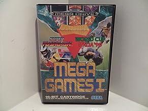 Mega Games 1 (Super Hang-On, Columns, World Cup Italia 90) (Mega Drive) [Importación Inglesa]