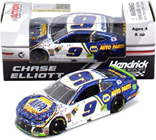 Lionel Racing Chase Elliott 2018 Dover Win NAPA Raced Version NASCAR Diecast Car 1:64 Scale