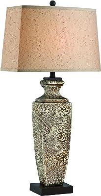 Lite Source LSF-22500 Hans Ceramic Table Lamp, Gold