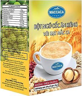 Maccaca Cereal Powder With Macadamia Nuts No Sugar, 300 g