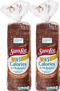 Sara Lee 100% Whole Wheat w/Honey Bread - 20 oz. - 2 pk.
