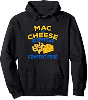 Macaroni and Cheese Mac N Cheese Pullover Hoodie