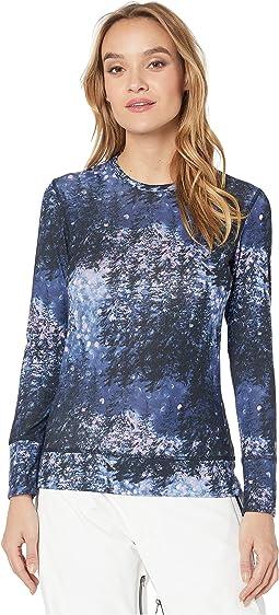 Medieval Blue Sparkles
