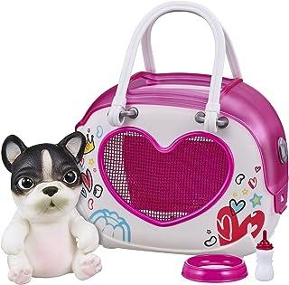 Little Live- Mascota interactiva con un bolso/porta perritos, para niños y niñas a partir de 5 años, (Famosa 700015503) , color/modelo surtido