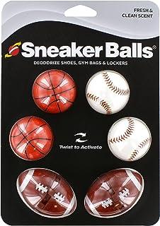 Sof Sole unisex-adult Sneaker Balls- 6 Pack, Tye Dye-U Sneaker Balls- 6 Pack, Tye Dye-u