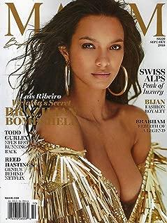 Maxim Magazine (September/October, 2018) Lais Ribeiro Cover