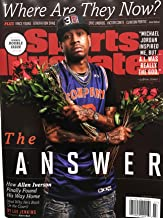 Sports Illustrated Magazine (July 3 -10, 2017) Allen Iverson Cover