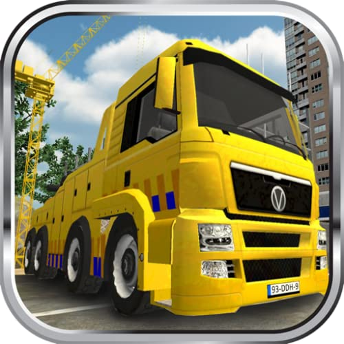 City Construction Crane Parking Simulator 2014 HD FULL Version