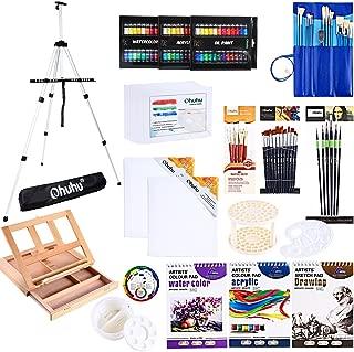 oil painting tools list