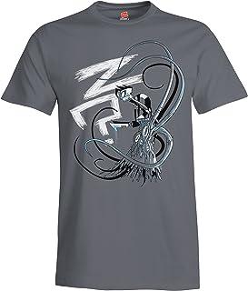 SLG Art Boutiki Mens Johnny The Homicidal Maniac Floor Damage T-Shirt