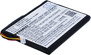 Battery Replacement for SEAGATE GoFlex Satellite Mobile Wireless Storage STBF500101, GoFlex Satellite Mobile Wireless StorageSTBF500100, STBF500100, STBF500101 Part NO 8390-K201-0180