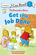 The Berenstain Bears Get the Job Done: Level 1 (I Can Read! / Berenstain Bears / Living Lights)