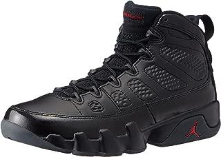 Jordan Air 9 Retro Men's Basketball Shoes Black/University Red 302370-014