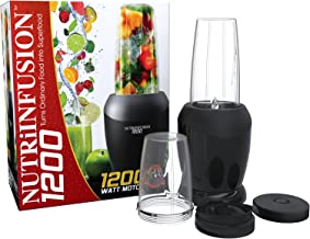 Nutri Infusion 1200W – Turns ordinary food into superfood!