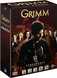 Grimm Pack - Temporadas 1-5 [DVD]