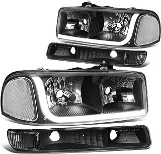 02 sierra headlights