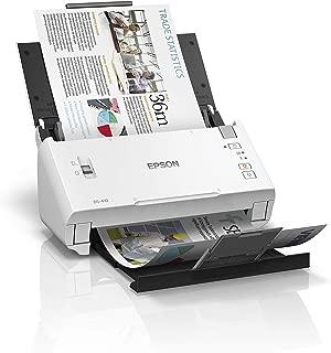 Blanco y Negro Epson WFDS530N Esc/áner de Documentos en Color