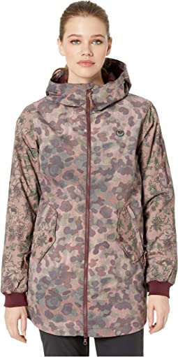 Mossy Maze Jacket