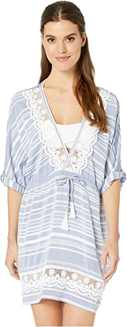 Tassel Talk Tunic Cover-Up