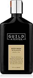Guild+Pepper Body Wash, 266 ml