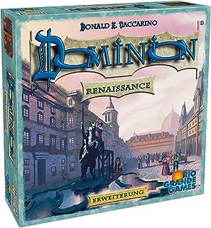 Rio Grande Games 22501417 Dominion Expansion Renaissance