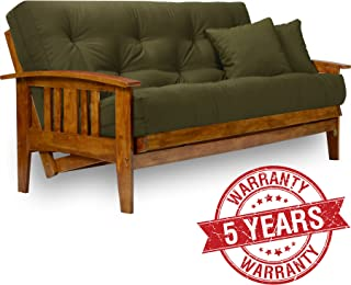 Best futon frame queen Reviews