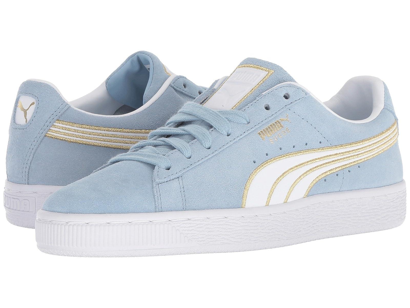 PUMA Suede VarsityAtmospheric grades have affordable shoes