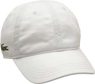 bff57ec352 Amazon.fr : bonnet lacoste - Blanc