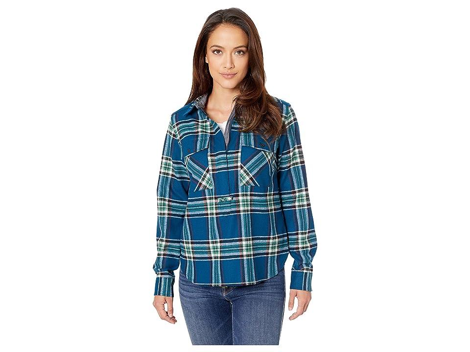 Pendleton - Pendleton Paige 1/2 Zip Popover Shirt