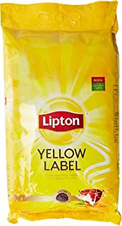 Lipton Yellow Label Black Tea Loose, 1.6Kg