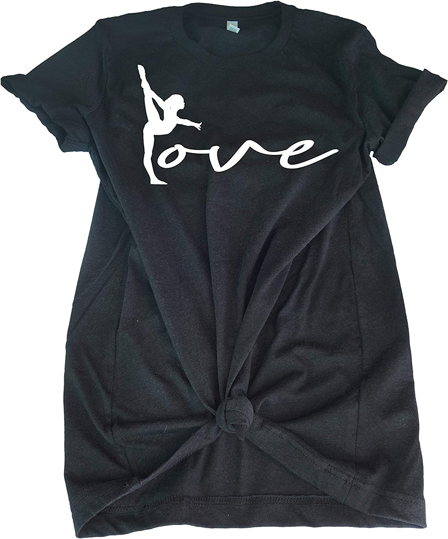 Gymnastics Tee Shirt - Love Teen Gymnasts Gi Design Award 2021new shipping free shipping