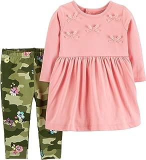pink camo clothing set