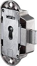 Gedotec schroefslot voor garderobe-meubelslot met sleutel espagnoletslot voor garderobe-rugset 25 mm | stop: links | MADE ...