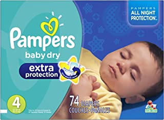 Best pampers extra protection size 4 Reviews
