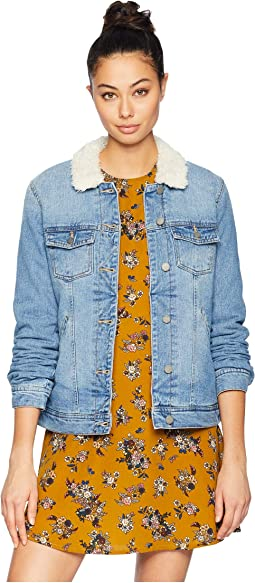 Sandy Denim Jacket