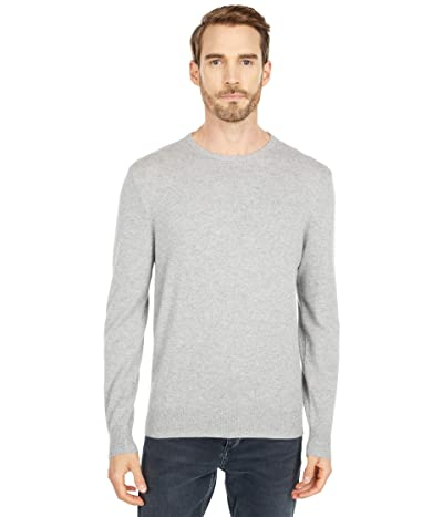 J.Crew Everyday Cashmere Crewneck Sweater in Solid (Heather Grey) Men