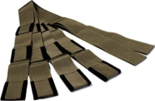 Forearm Forklift Lifting and Moving Straps for Furniture, Appliances, Mattresses or Heavy Objects up to 800 Pounds 2-Person, Camo Green Special Edition, Model L74995JUTE,