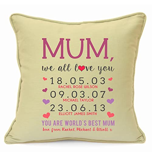 df2bc3599 Personalised Presents Gifts For Step Mum Mummy Mother Grandma From Son  Daughter Kids Birthday Mothers Day