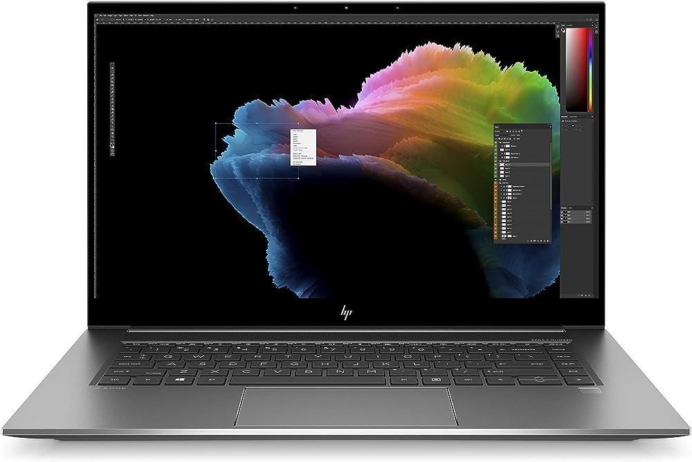 Hp - pc notebook intel core i7 ram 16 gb ssd 512 gb nvidia geforce rtx 2070 max-q 8 gb Zbook Create